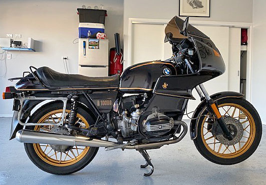 BMW R100RS JPS