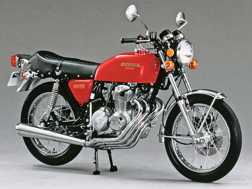 Honda CB400 Four Super Sport