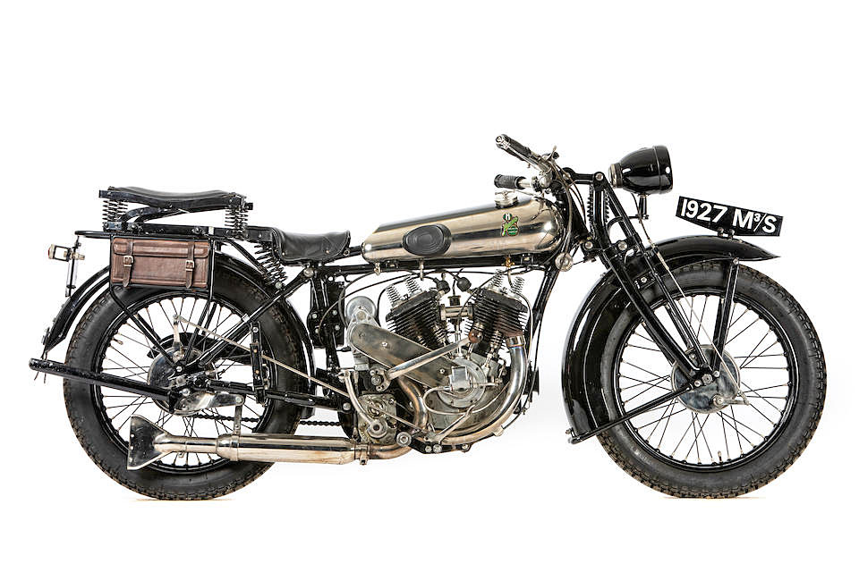 matchless v twin