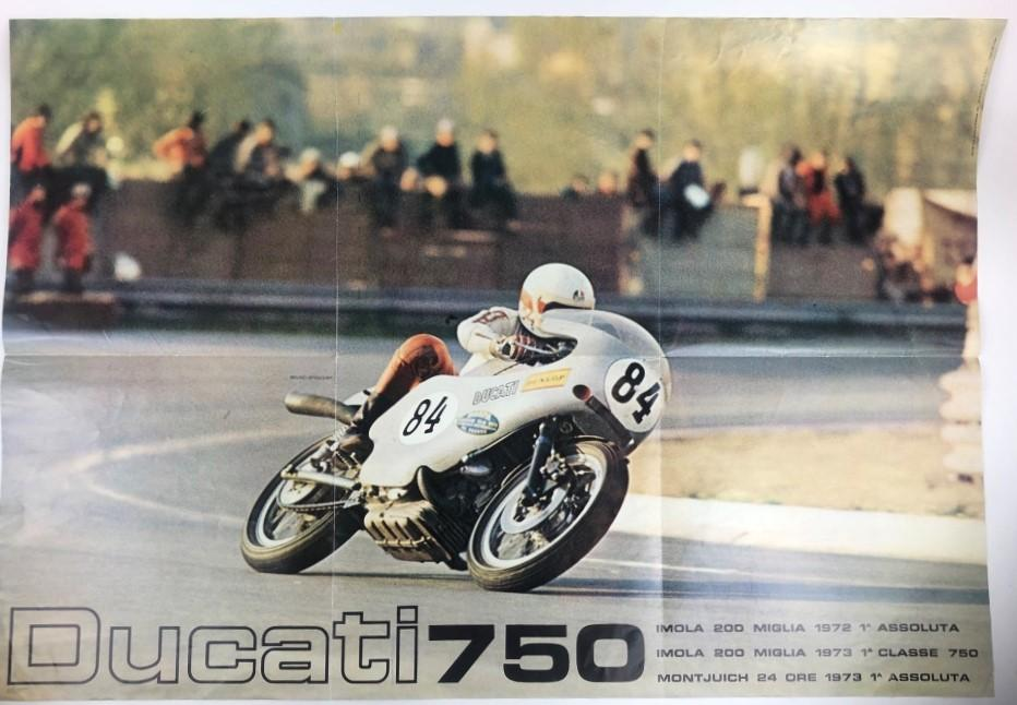 ducati 1973 catalogue