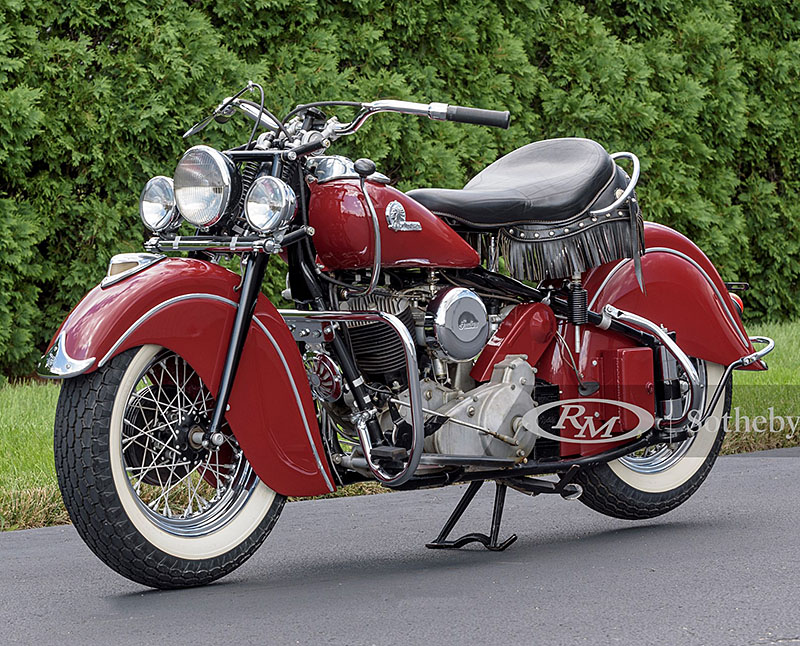 Indian chief roadmaster 1946